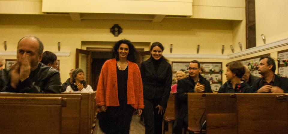 Luteránská hudební meditace v Husově sboru