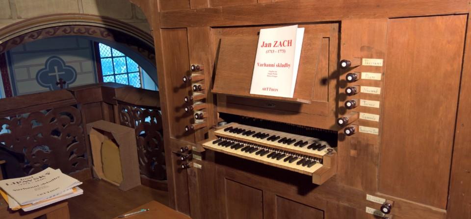 9. 11. 18.00 Koncert v kostele Nanebevzetí Panny Marie